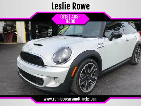 2011 MINI Cooper Clubman for sale at RoMicco Cars and Trucks in Tampa FL