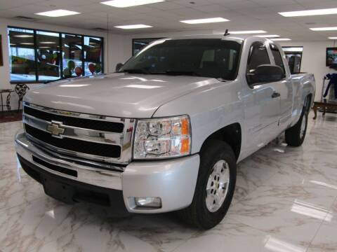 2010 Chevrolet Silverado 1500 for sale at Dealer One Auto Credit in Oklahoma City OK