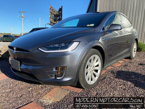 2018 Tesla Model X for sale at Modern Motorcars in Nixa MO
