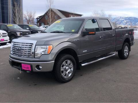 2012 Ford F-150 for sale at Snyder Motors Inc in Bozeman MT