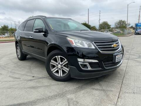 2016 Chevrolet Traverse for sale at Affordable Auto Solutions in Wilmington CA
