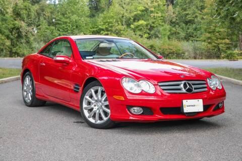 2007 Mercedes-Benz SL-Class for sale at Vantage Auto Group - Vantage Auto Wholesale in Moonachie NJ