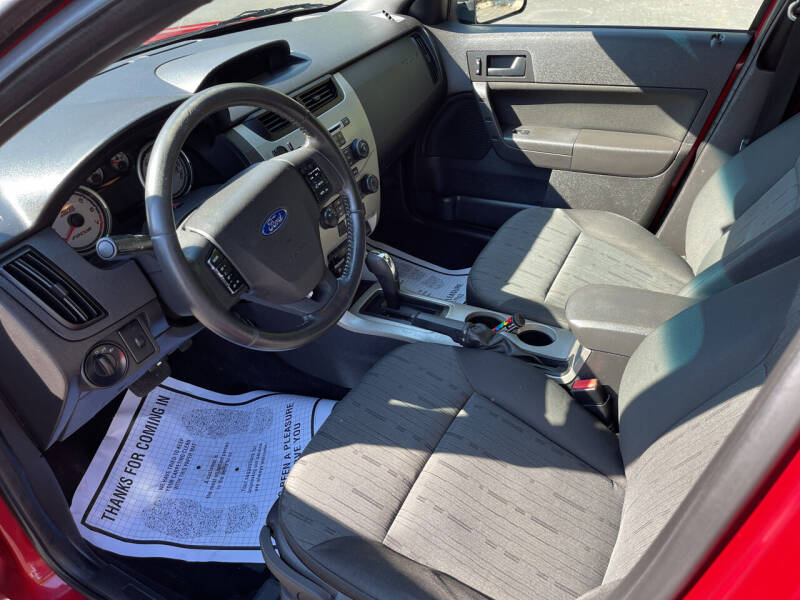 2009 Ford Focus for sale at 5 Stars Auto Service and Sales in Chicago IL
