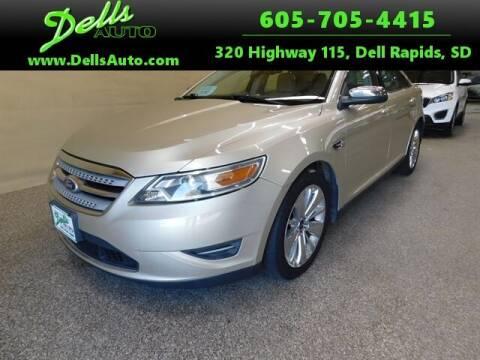 2011 Ford Taurus for sale at Dells Auto in Dell Rapids SD
