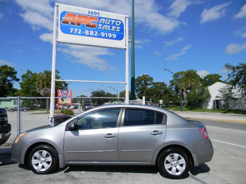 2008 Nissan Sentra for sale at APC Auto Sales in Fort Pierce FL
