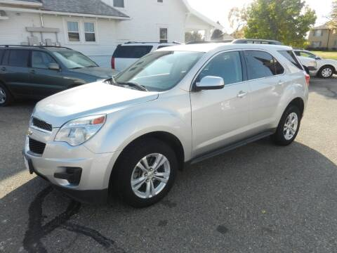 2013 Chevrolet Equinox for sale at Affordable Motors in Jamestown ND