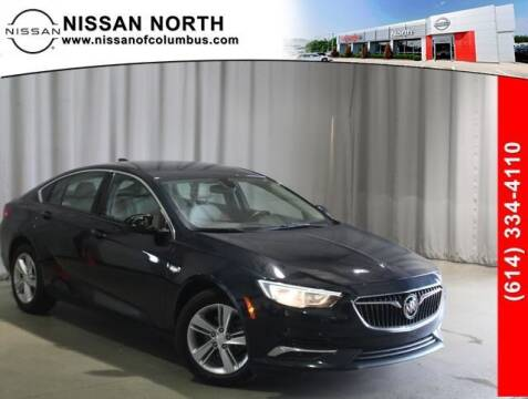 2018 Buick Regal Sportback for sale at Auto Center of Columbus in Columbus OH