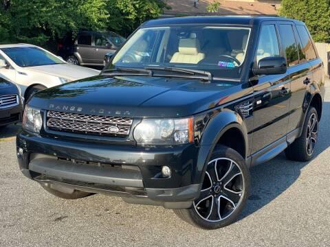 2012 Land Rover Range Rover Sport for sale at MAGIC AUTO SALES - Magic Auto Prestige in South Hackensack NJ