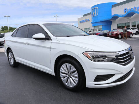 2019 Volkswagen Jetta for sale at RUSTY WALLACE HONDA in Knoxville TN