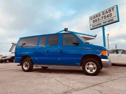 2007 Ford E-Series Wagon for sale at Cars East in Columbus OH