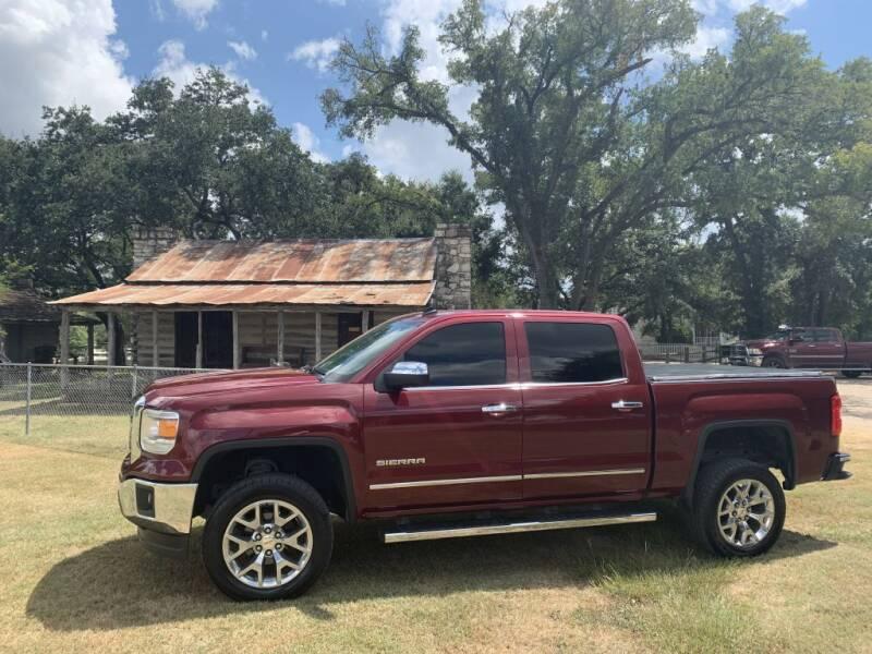 2014 GMC Sierra 1500 for sale at Village Motors Of Salado in Salado TX