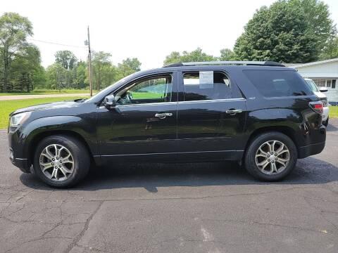 2014 GMC Acadia for sale at Larrys Used Cars in Hartford MI