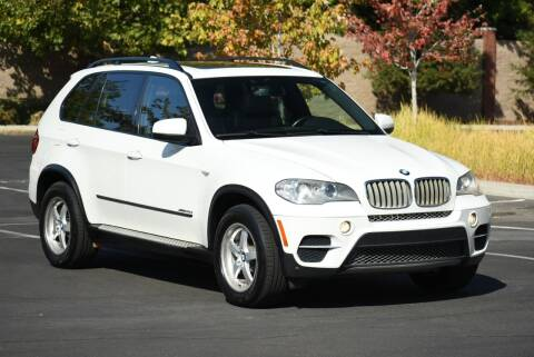 2012 BMW X5 for sale at Sac Truck Depot in Sacramento CA