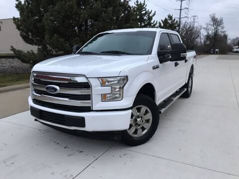 2017 Ford F-150 for sale at A & R Auto Sale in Sterling Heights MI