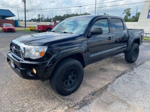 2011 Toyota Tacoma for sale at Bay Motors in Tomball TX