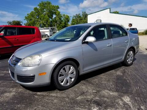 2008 Volkswagen Jetta for sale at CAR-RIGHT AUTO SALES INC in Naples FL