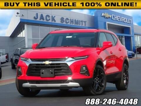 2019 Chevrolet Blazer for sale at Jack Schmitt Chevrolet Wood River in Wood River IL