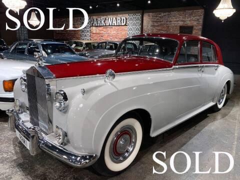 1958 Rolls-Royce Park Ward for sale at Park Ward Motors Museum - Park Ward Motors in Crystal Lake IL