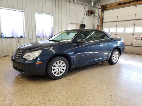 2008 Chrysler Sebring for sale at Sand's Auto Sales in Cambridge MN