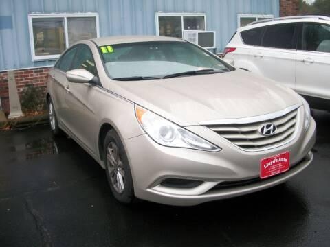 2011 Hyundai Sonata for sale at Lloyds Auto Sales & SVC in Sanford ME