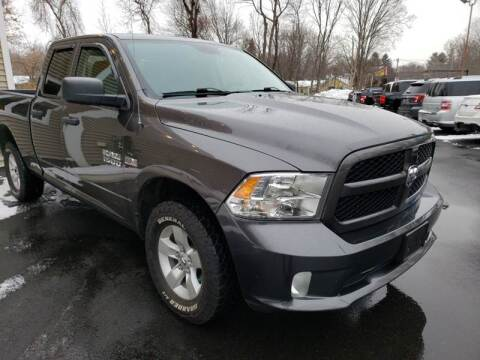 2016 RAM Ram Pickup 1500 for sale at KLC AUTO SALES in Agawam MA