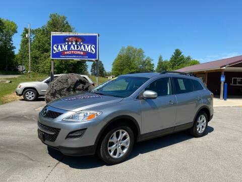 2012 Mazda CX-9 for sale at Sam Adams Motors in Cedar Springs MI