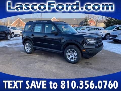 2021 Ford Bronco Sport for sale at LASCO FORD in Fenton MI