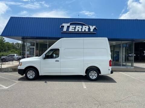 2016 Nissan NV Cargo for sale at Terry of South Boston in South Boston VA