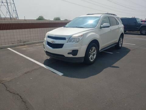 2014 Chevrolet Equinox for sale at Sooner Automotive Sales & Service LLC in Peoria AZ