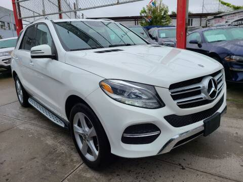 2017 Mercedes-Benz GLE for sale at LIBERTY AUTOLAND INC in Jamaica NY