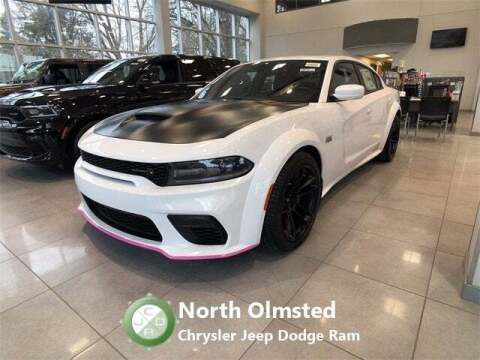 2021 Dodge Charger for sale at North Olmsted Chrysler Jeep Dodge Ram in North Olmsted OH