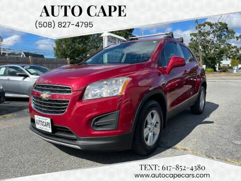 2015 Chevrolet Trax for sale at Auto Cape in Hyannis MA