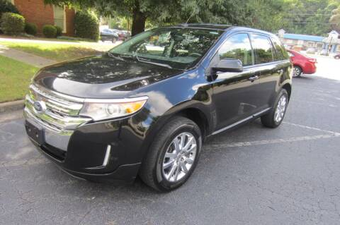 2013 Ford Edge for sale at Key Auto Center in Marietta GA
