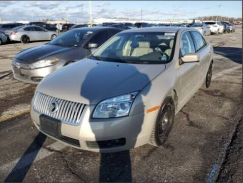 2006 Mercury Milan for sale at HW Used Car Sales LTD in Chicago IL