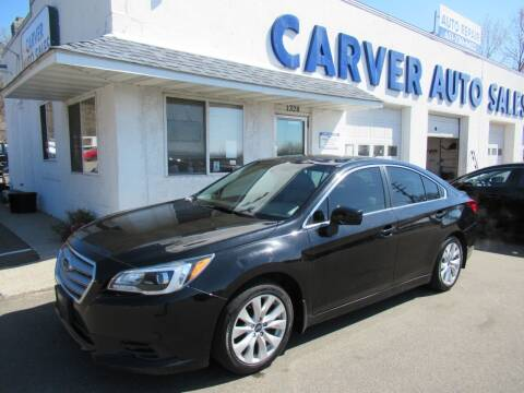 2017 Subaru Legacy for sale at Carver Auto Sales in Saint Paul MN