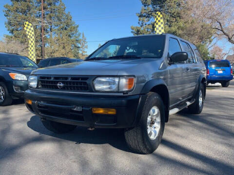 1998 Nissan Pathfinder for sale at Local Motors in Bend OR