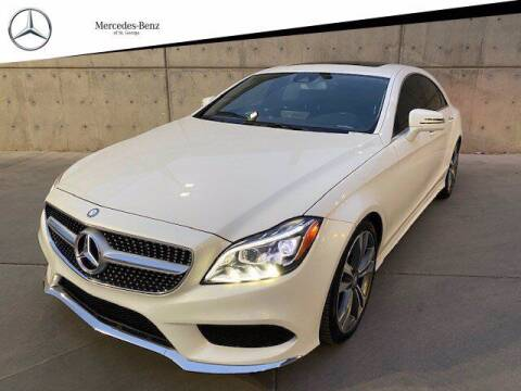 2016 Mercedes-Benz CLS for sale at Stephen Wade Pre-Owned Supercenter in Saint George UT