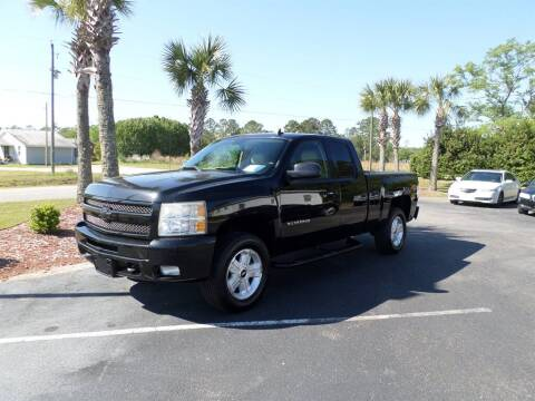 2010 Chevrolet Silverado 1500 for sale at First Choice Auto Inc in Little River SC
