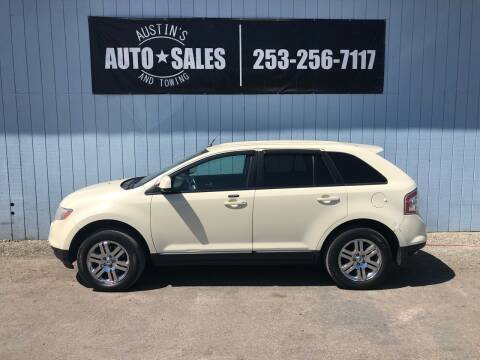 2007 Ford Edge for sale at Austin's Auto Sales in Edgewood WA