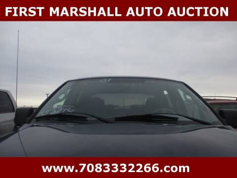 2007 Ford F-150 for sale at First Marshall Auto Auction in Harvey IL