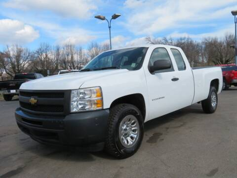 2013 Chevrolet Silverado 1500 for sale at Low Cost Cars North in Whitehall OH