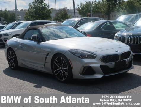2020 BMW Z4 for sale at Carol Benner @ BMW of South Atlanta in Union City GA