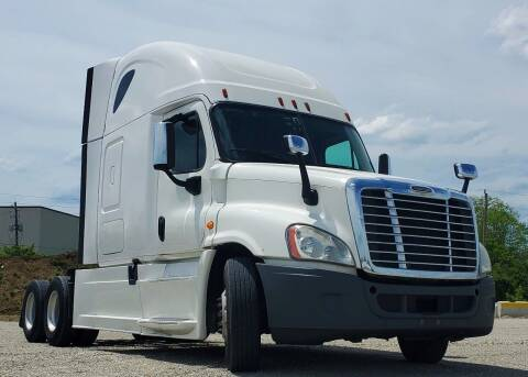 2016 Freightliner Cascadia for sale at A F SALES & SERVICE in Indianapolis IN