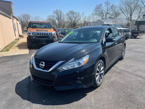 2017 Nissan Altima for sale at Jerry & Menos Auto Sales in Belton MO