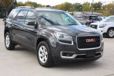 2016 GMC Acadia for sale at Sandusky Auto Sales in Sandusky MI