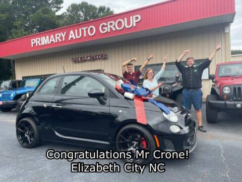 2013 FIAT 500 for sale at Primary Auto Group in Dawsonville GA