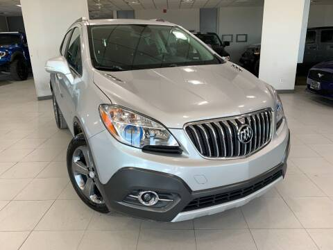 2014 Buick Encore for sale at Auto Mall of Springfield in Springfield IL