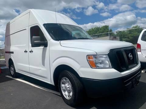 2018 Nissan NV Cargo for sale at L & S AUTO BROKERS in Fredericksburg VA