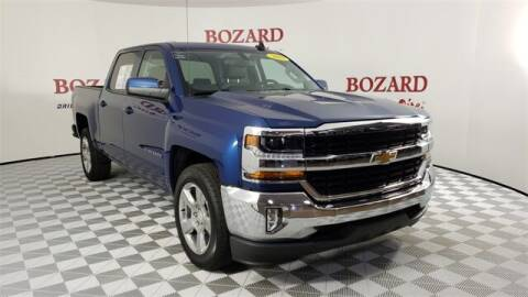 2018 Chevrolet Silverado 1500 for sale at BOZARD FORD in Saint Augustine FL
