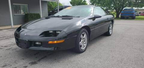 1997 Chevrolet Camaro for sale at Jacks Auto Sales in Mountain Home AR